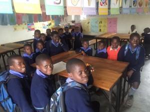 Schulkinder 2016